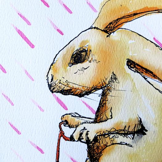 bunny bike feat